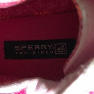 Sperry Shoes - Baby Sperry Top Sider size 4